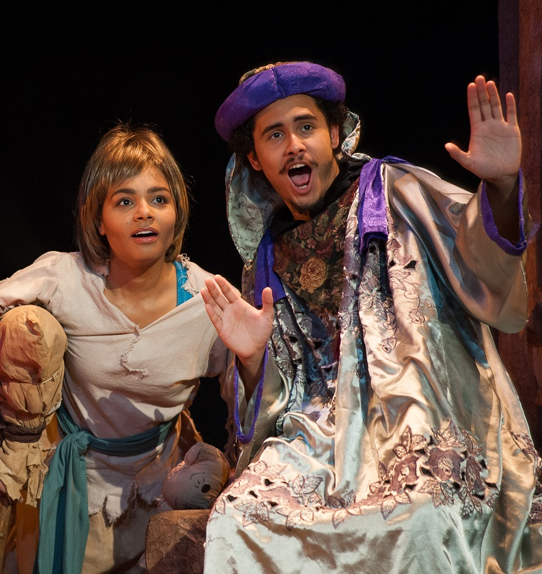 Purchase Opera: Amahl and the Night Visitors