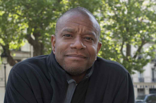 Author Paul Beatty