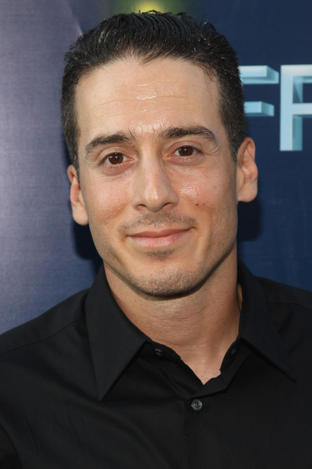 NEW YORK - AUGUST 25: Actor Kirk Acevedo attends the series premiere party of FOX's