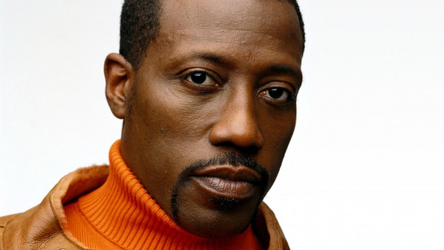 Wesley Snipes Headshot