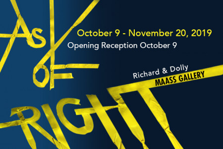 As of Right Exhibition