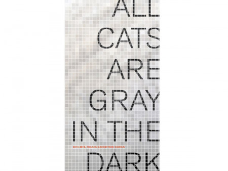 All Cats Are Gray in the Dark: MFA Thesis Exhibition Series