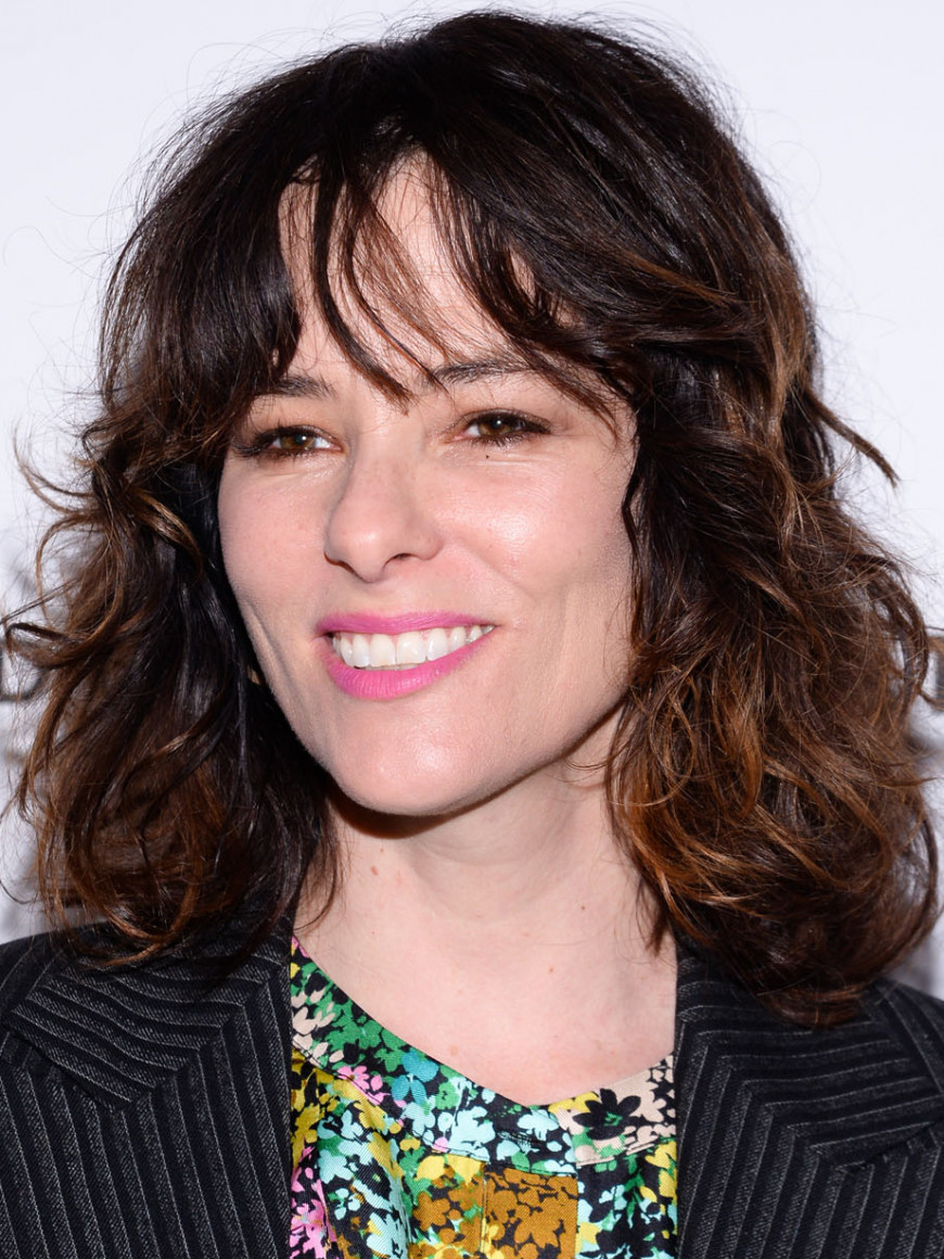 Parker Posey, alumni from the Conservatory of Theatre Arts at Purchase College, SUNY