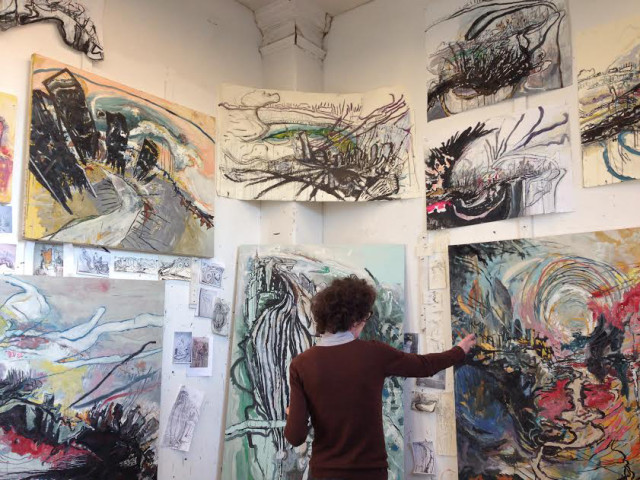 susanna heller  u2022 painting and drawing  u2022 purchase college