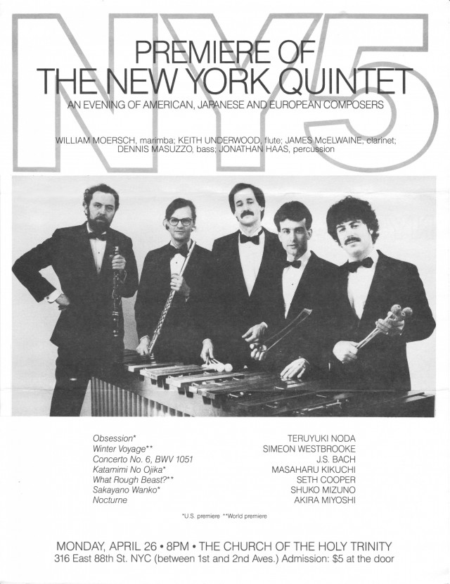 The New York Quintet