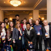 Arts management students attend 30th Annual Arts Advocacy Day hosted by Americans for the Arts