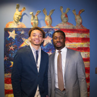 "Purchase College Startup Pitching Competition: Sheldon ""Max"" Pearce and Derick Ansah '16"