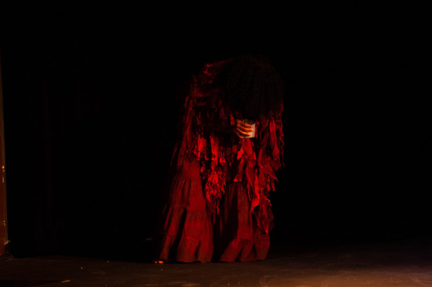 Blood Wedding SUNY Purchase Repertory TheatreCostume Design - Jaysen EngelCostume Draper - Sam Wo...