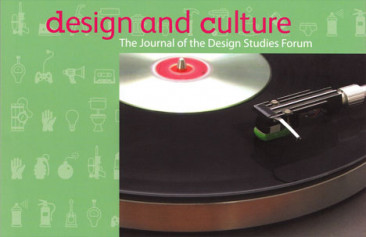 Design and Culture cover