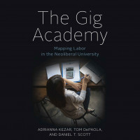 Book cover for The Gig Academy
