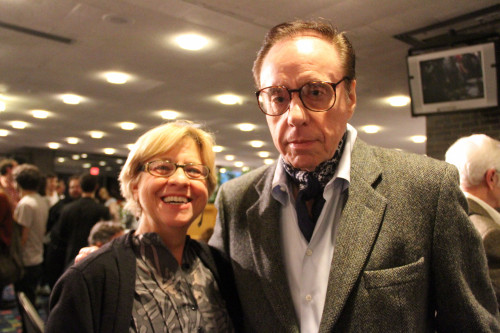 "Peter Bogdanovich enjoyed the ""Citizen Kane"" receptionn"