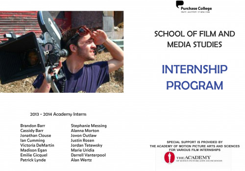 Academy Interns 2013-2014