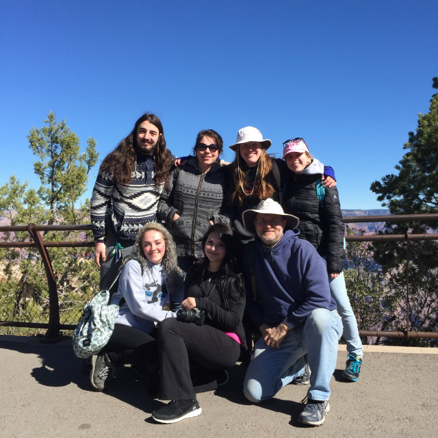 Taking students to the Grand Canyon