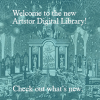 Welcome to the New Artstor Digital Library!