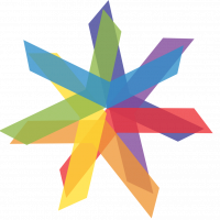 Autism Acceptance Month single logo