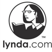 Westchester Library System and Lynda.com logos