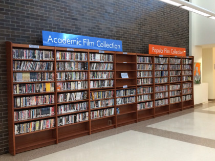 Library Film Collection
