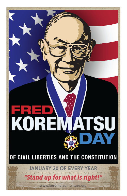 Fred Korematsu Day