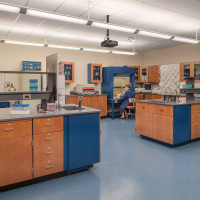 Natural Sciences Bio ab after renovation