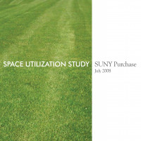 Cover Page of Space Utilization Study